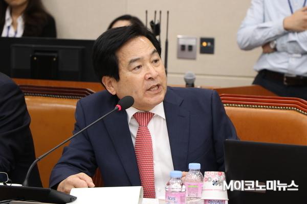 심재철 자유한국당 의원 / 사진 : 박종호 기자