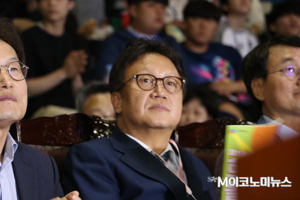 민병두 더불어민주당 의원 / 사진 : 김선재 기자