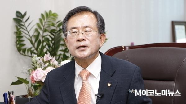 민주평화당 윤영일 의원(해남, 완도, 진도) <사진 : M이코노미 사진DB>